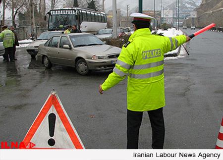اعمال محدودیتهای ترافیکی در جادههای مازندران  ممنوعیت تردد تریلر در جاده هراز