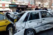 حوادث رانندگی در کهگیلویه و بویراحمد ۳ کشته و ۱۲۶ مصدوم بر جا گذاشت