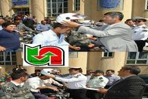 ۷ هزار کلاه ایمنی در بین موتور سواران استان اردبیل توزیع شد