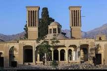 میراث فرهنگی کرمان در مرمت بناهای تاریخی خصوصی مشارکت می کند