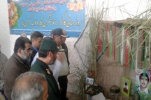 پایگاه مقاومت بسیج کارگری شهید فروغی راد در دزفول افتتاح شد