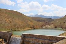 2 و نیم میلیون مترمکعب آب در آبخیزداری پاکدشت ذخیره شد