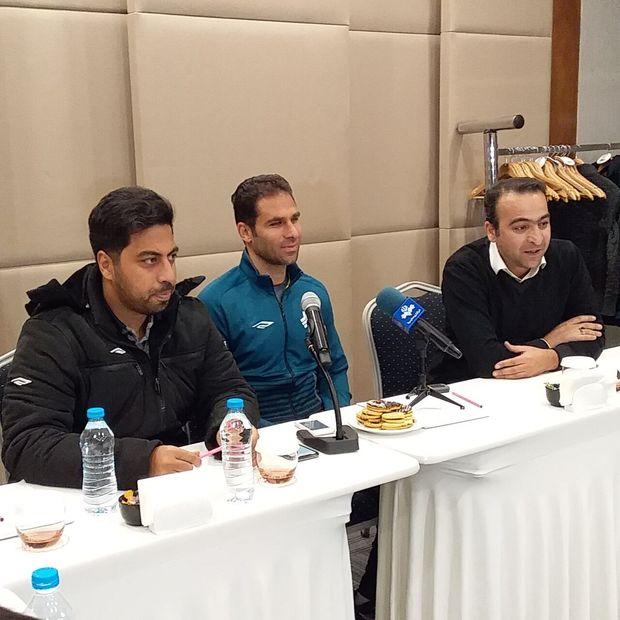 سرمربی سایپا: بازی خوبی را در تبریز به نمایش میگذاریم