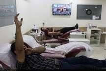 چهار هزار و 753 نفر برای اولین بار خون اهدا کردند