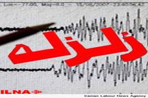 دقایقی پیش، زلزله بهبهان را لرزاند