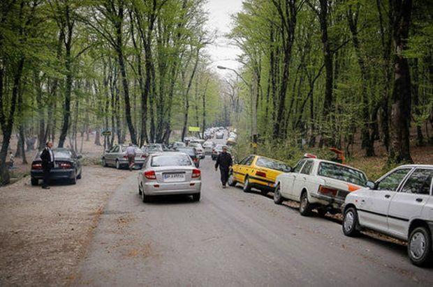 رونق گردشگری با ایجاد زیرساخت در پارکهای جنگلی ممکن است