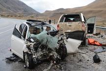 افزایش 41 درصدی آمار مرگ و میر ناشی از حوادث رانندگی در لرستان