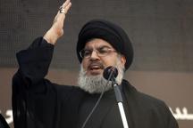 نصرالله: در برخی کشورهای عربی، سفیر آمریکا حاکم اصلی است/ در جنگ نظامی و امنیتی علیه ما شکست خوردند/  آنها قصد دارند ما را از داخل تخریب کنند/ حزب الله تا زمانی که رهبری سوریه نیاز داشته باشد، در آن کشور باقی خواهد ماند