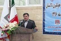 2 طرح خدماتی و کشاورزی در شهرستان تاکستان به بهره برداری رسید