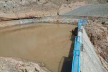 2 طرح آبخیزداری در کازرون به بهره برداری رسید