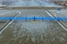 بیش از 7600 مترمکعب فاضلاب در شهر خوی تصفیه شد