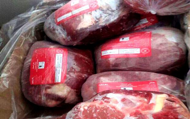 10 تن گوشت منجمد روزانه در همدان توزیع می شود