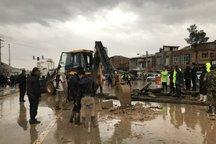 سپاه پنج استان معین سیلزدگان مازندران شدند