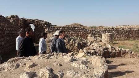 فرماندار: آثار تاریخی قصرشیرین نیازمند توجه جدی مسئولان است