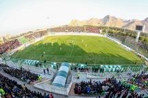 10 درصد ورزشگاه فولادشهر به هواداران استقلال اختصاص دارد