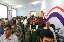 1600 نفر ساعت آموزش به فعالان منطقه نفتی زاهدان ارائه شد