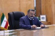 انتصاب رئیس ستاد مدیریت شهری شورای برنامه ریزی پایتخت فرهنگی جهان اسلام