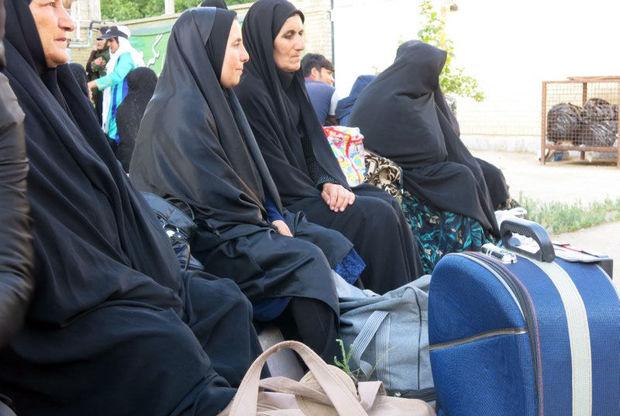 هفتهای یک گروه از زنجان به عتبات عالیات سفر میکنند
