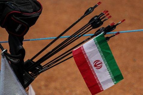 تیم کامپوند ایران قهرمان جهان شد