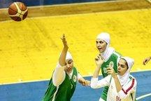 پایان رقابت های بسکتبال لیگ بانوان بزرگسال کشور در رشت