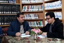 بیش از ١٠٠٠ نسخه کتاب به کتابخانه های ماکو اهدا شد