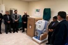 2 دستگاه دیالیز توسط خیّران به بیمارستان فجر ماکو اهدا شد