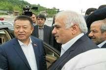 اعلام علاقه مندی قرقیزستان برای جلب سرمایه گذاری شرکت های مازندرانی