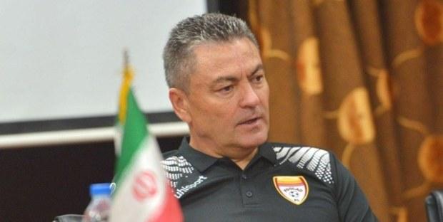 سرمربی تیم فولاد خوزستان:تیم فولاد در گلزنی مشکل داشت