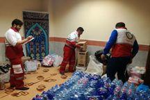 سه هزار و 500 چادر به مناطق سیل زده لرستان ارسال شد