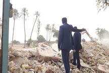 توقف تخریب آرامگاه های خانوادگی در  بقعه بن جعفر(ع) دزفول