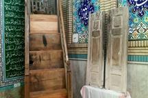 منبر 750 ساله در مسجدی با قدمت هزار ساله رونمایی شد