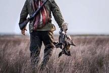 6 شکارچی غیرمجاز در سردشت دستگیر شدند