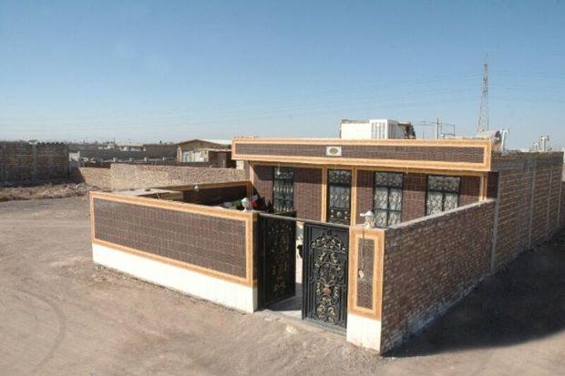 هفت میلیارد و ۶۰۰ میلیون ریال تسهیلات مقاومسازی مسکن روستایی در محلات پرداخت شد