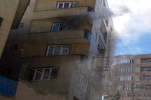 آتش سوزی یک منزل مسکونی درگناوه  خسارت مالی زیاد برجای گذاشت
