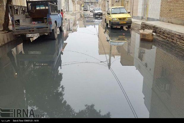 معضلات آب و فاضلاب خوزستان در صدر دستور کار شورای سلامت