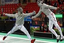 مسابقات شمشیربازی قهرمانی کشور در اردبیل برگزار می شود