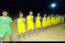 تیم پارس جنوبی، گلساپوش یزد را شکست داد
