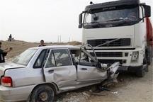 تلفات در راه های برون شهری کهگیلویه و بویراحمد افزایش یافت