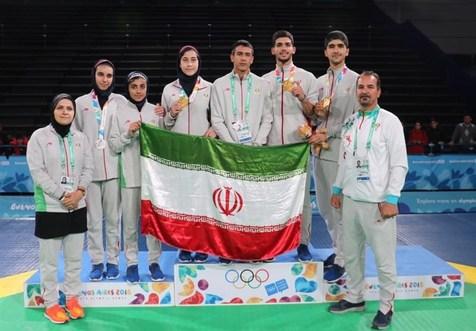 صعود ۲ فرنگیکار به فینال/ امیدواری کاروان ایران به شکستن رکورد مدالآوری