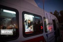 ۱۲۱ هزار زائر اربعین در ایلام خدمات درمانی دریافت کردند