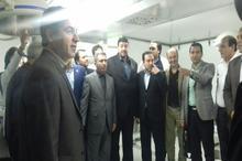 افتتاح بیمارستان صحرایی 50 تختخوابی در مرز مهران