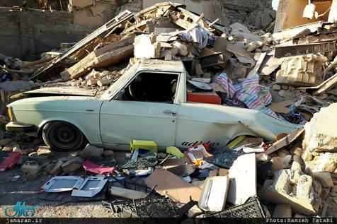 اعلام اسامی 353 نفر از جان باختگان زلزله کرمانشاه