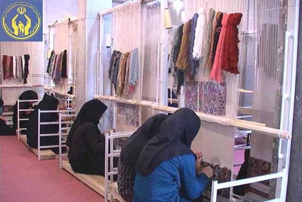 33 درصد بانوان تحت پوشش کمیته امداد زنجان شاغل شدند