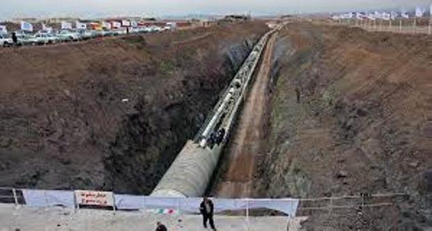 انتقال آب شیرین کن ۱۰۰ هزار مترمکعبی از غرب به شرق بندرعباس