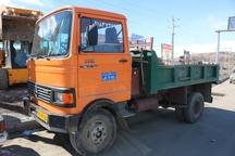 آغاز طرح ساماندهی ناوگان حمل و نقل خودروهای دیزلی درون شهری در سنندج