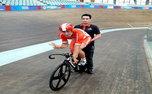 دانشور در کایرین کاپ دوچرخهسواری چین قهرمان شد