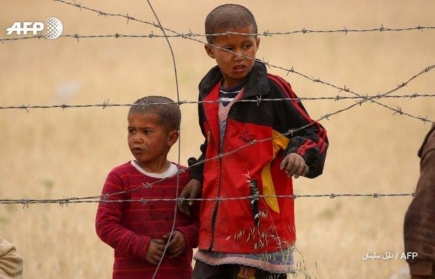 عکس/ زندگی 24 میلیون کودک در خطر است