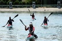 پاروزنی قایقرانان همدان از استخر شنا تا مدال های آسیایی