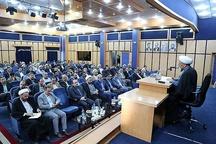 قضاوت، ظلمستیزی و دفاع از حق مظلوم است تجلیل از 103 قاضی نمونه استان