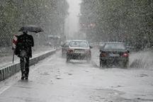 بارندگی های نیمه دوم امسال در گنبدکاووس چهار درصد کاهش یافت